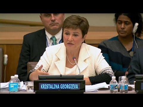 من هي البلغارية كريستالينا جورجييفا المرشحة لتولي منصب مديرة صندوق النقد الدولي؟  - 12:55-2019 / 8 / 5