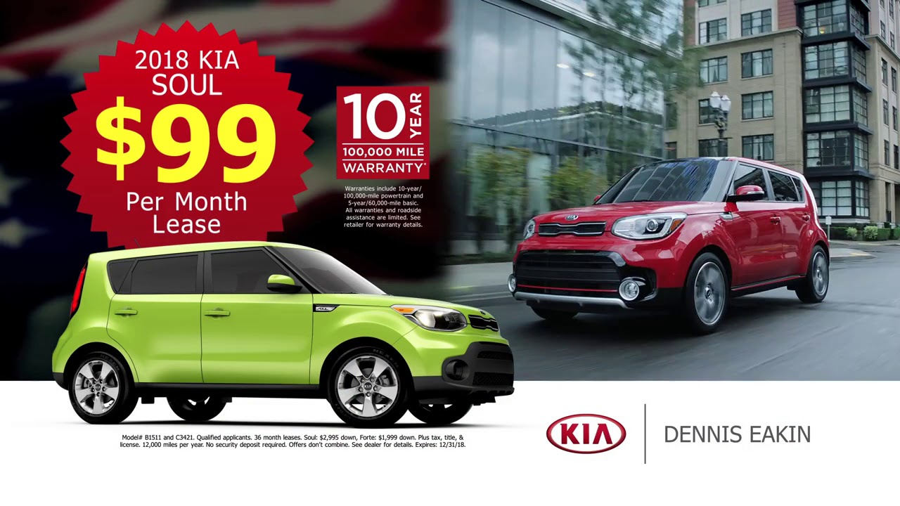 Lease A Kia For Only 99 Per Month Waco Tx Youtube
