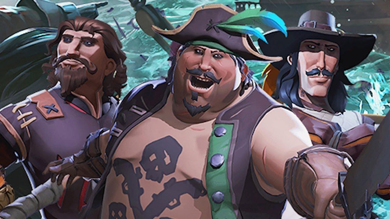Orzeszki Seta wśród Piratów