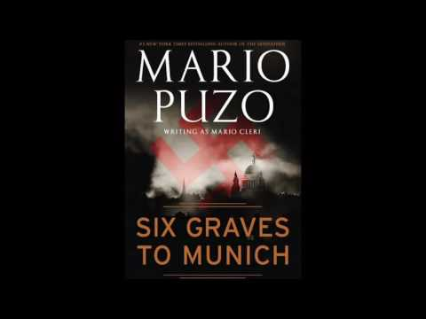 Mario Puzo  Six Graves to Munich book