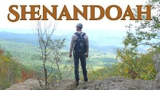 Shenandoah Camping & Hiking: Nine Day Camping Trip [Ep. 2]