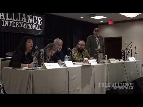 "FAI 2018 Panel   ""Importance of Radio Charts"""