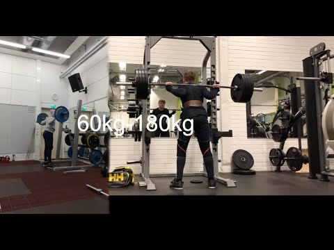 Download Squat Transformation 60kg-180kg in 1 Year 15 Years Old