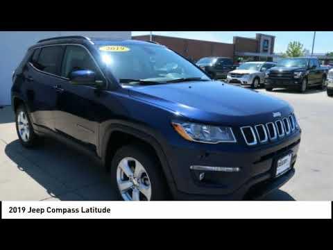 2019 Jeep Compass Iowa City IA J3417