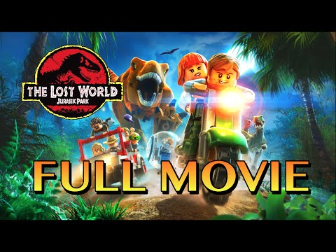 Lego Jurassic Park II: The Lost World Full Movie (1080p HD)