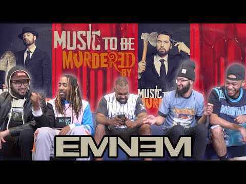 Eminem - Music To Be Murdered By Full Album Reaction/Review