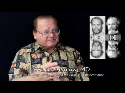 Reincarnation, Part Three: Identifying Past Lives, with Walter Semkiw