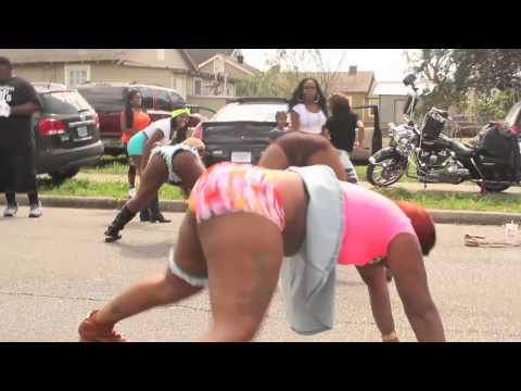 New Orleans Bounce - Mardi Gras 2014 - ( Bonose Tv )