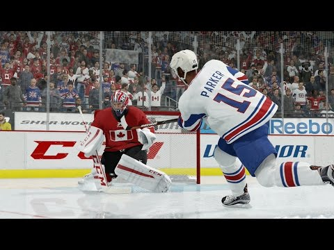 Can Great Britain Beat Canada in a Shootout? (NHL 16 Challenge)