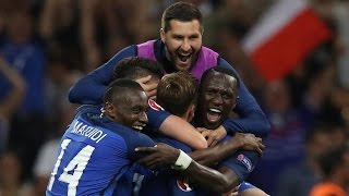 France vs Iceland 5-2 EURO 2016 All Goals & Highlights 03 07 2016 HD Extended
