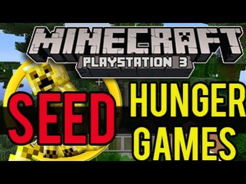 Minecraft Playstation Hunger Games Seed YouTube - Minecraft spiele fur ps3