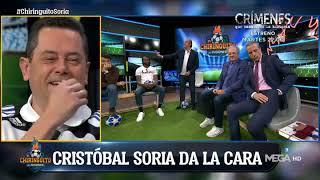 Cristóbal Soria DA LA CARA: