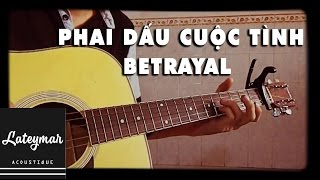 BETRAYAL - 「Guitar Solo」| LATEYMAR