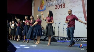Ministerio de Louvor -  Santo - UMADEB 2018