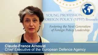 Claude France Arnould - career advice for young professionals