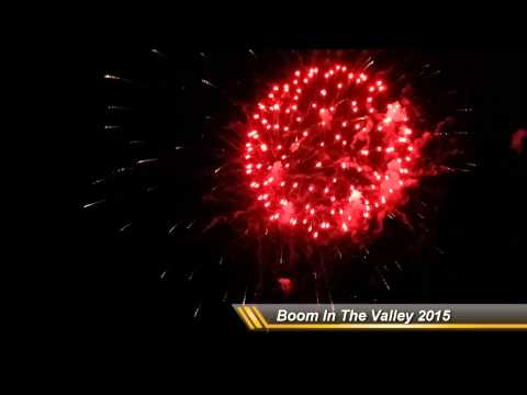 Boom in the valley 2015
