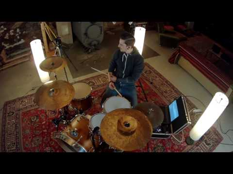 Crooks UK - Dear Reader - Drum Cover by David Diepold