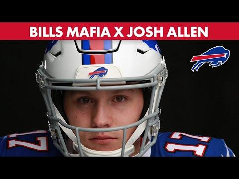 Josh Allen's Path to Success & His Evolution   Buffalo Bills