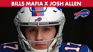 Josh Allen and Buffalo: The Perfect Match | <b>Buffalo Bills</b>