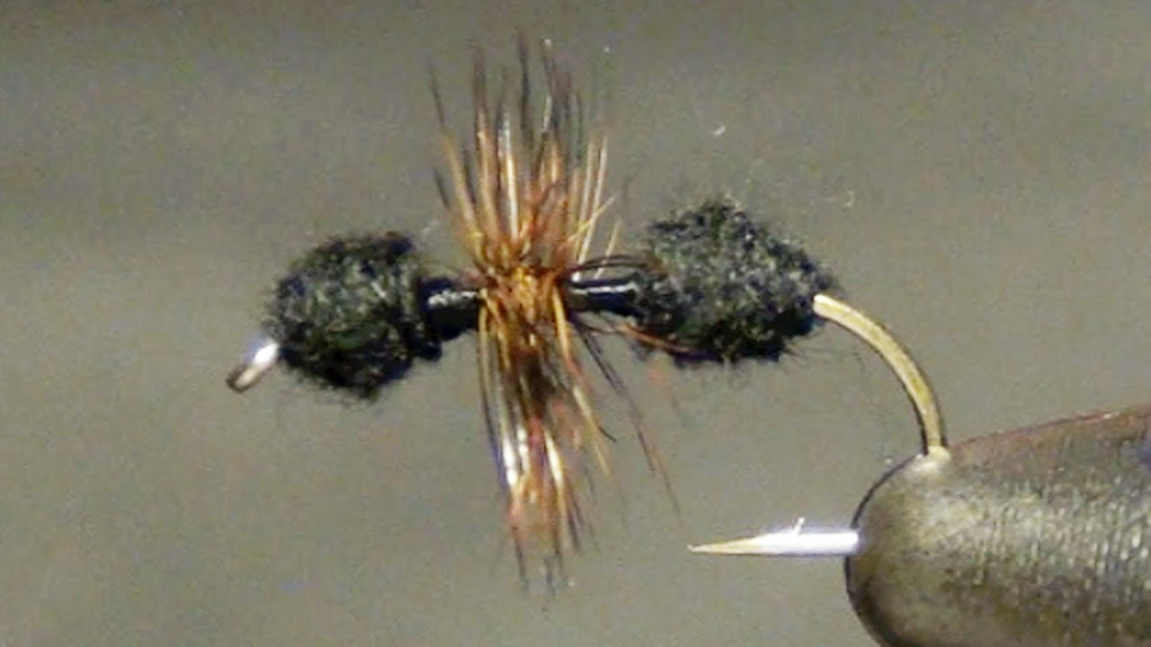 Fur Ant Fly Tying Inst...