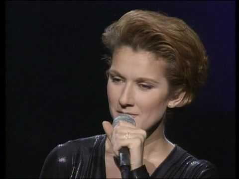 Celine Dion - Le Blues Du Businessman (Live A Paris 1995) HD 720p