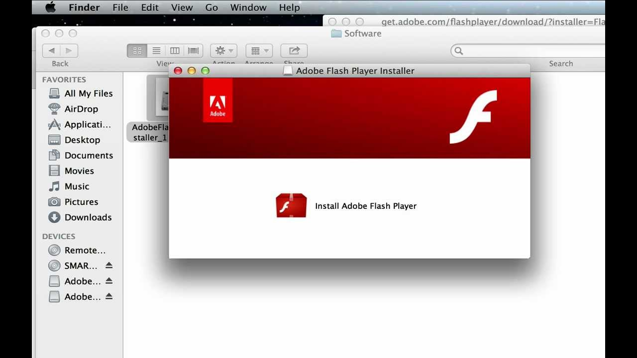 Flash Player Download For I Mac