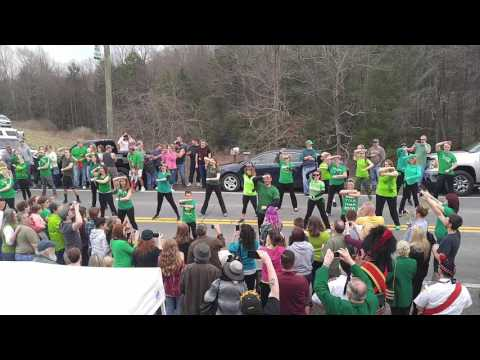 Marry You Flash Mob Proposal