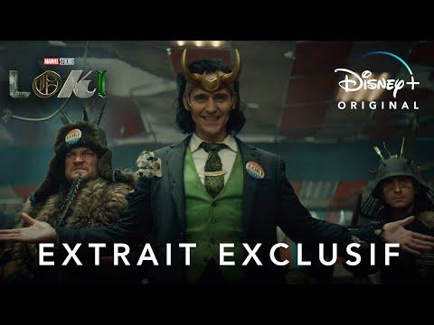 Loki - Extrait exclusif (VOST) | Disney+