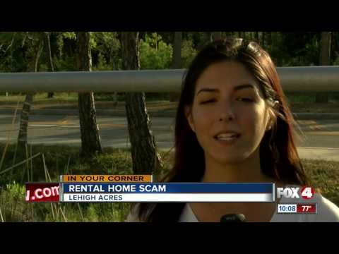 Rental Home Scam in Lehigh Acres