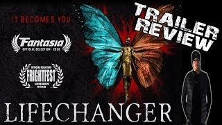 Lifechanger (2018) Shapeshifter Horror movie trailer - Low budget awesomeness!!!
