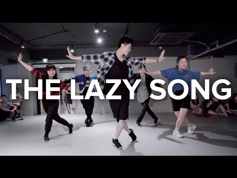 The Lazy Song - Bruno Mars / Beginners Class