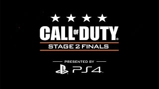 Stage 2 Finals Live Stream: Day 4 [7/17] - Official Call of Duty® World League