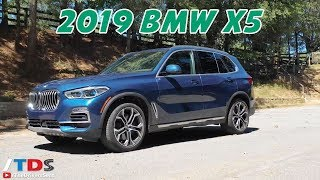 2019 BMW X5 First Drive & Review