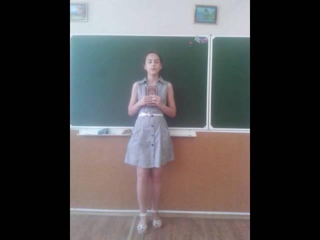 Изображение предпросмотра прочтения – ЕкатеринаКоваленко читает произведение «Талисман» А.С.Пушкина