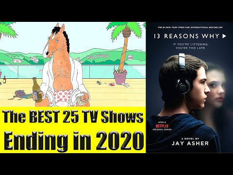 25 TV Shows And Series That Were CANCELED Or Are Ending In 2020