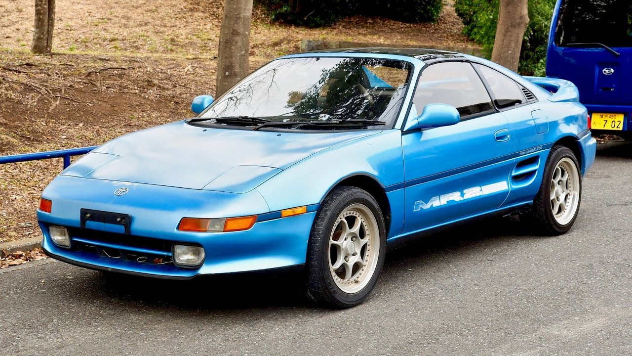 1992 Toyota Mr 2 Turbo Usa Import Japan Auction Purchase Review