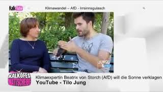 Kalkofes Mattscheibe – AfD – dBeatrix Storch und die Sonne
