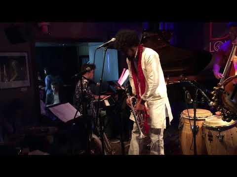 El Indio Morejon Quintet - THE MESSENGER -