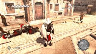 Assassins Creed Brotherhood arrow storm!!!