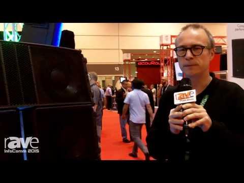 InfoComm 2015: Alcons Audio Introdues LR28 Larger-Format Line-Array System