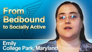 Adrenal Fatigue Syndrome Recovery Testimonial from Emily