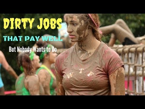 Nasty Jobs Around the World