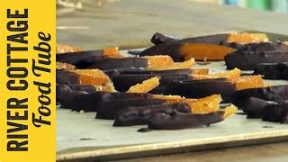 Candied Orange With Chocolate | Pam 'the Jam' Corbin