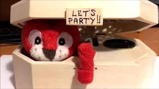 LET'S PARTY !!! by Sally71 - THE ORIGINAL - LIMITED EDITION - USELESS BOX