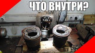 Двигатель К750 нижнеклапанный Днепр Урал оппозит К-750 мотоцикл мото