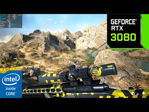 Sniper Ghost Warrior Contracts 2 | RTX 3080 10GB ( 4K Maximum Settings ) |