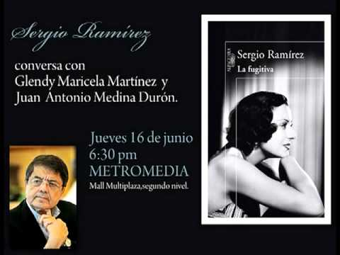 Invitation Sergio Ramirez