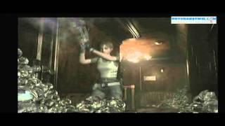 [Wii] Resident Evil Zero - presentación y gameplay - video largo