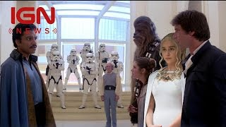 Star Wars: Game of Thrones' Emilia Clarke Joins Han Solo Stand-Alone Movie - IGN News