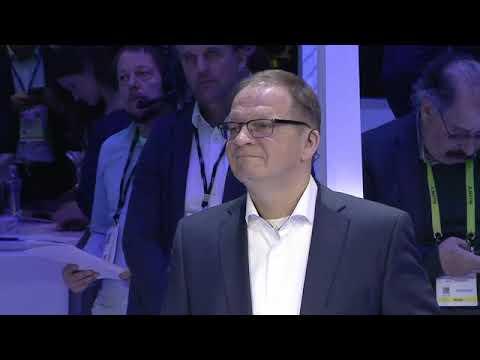 Audi CES keynote, Mark Del Rosso, President Audi of America - Unravel Travel TV